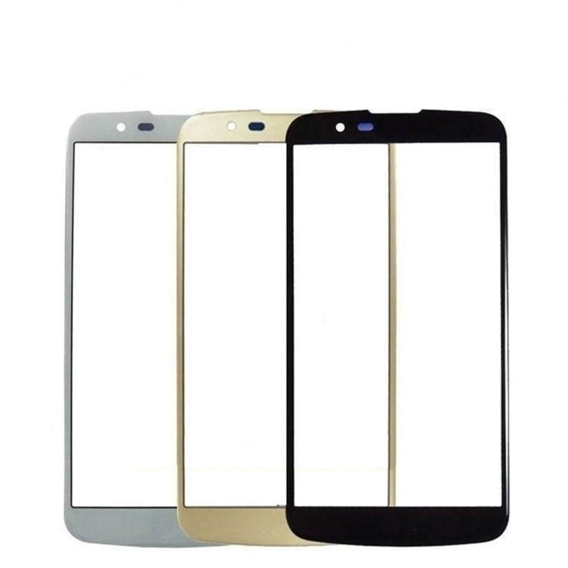 PANTALLA TÁCTIL PARA LG K10 K420N K430DS Dual 5,3 LCD pantalla táctil Panel Sensor de cristal frontal digitalizador piezas de repuesto para teléfono