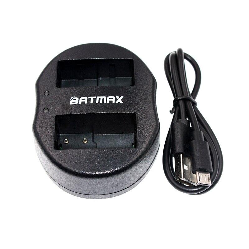 USB הכפול מטען עבור DMW-BLC12 DMWBLC12 BLC12 BLC12PP סוללה Panasonic Lumix FZ1000, FZ200, FZ300, G5, g6, G7, GH2, DMC-GX8