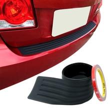 Protecteur de pare-chocs de coffre de voiture   Autocollant pour Toyota Corolla Avensis Yaris Rav4 Auris Hilux Prius Prado Camry 40 Celica Fortuner