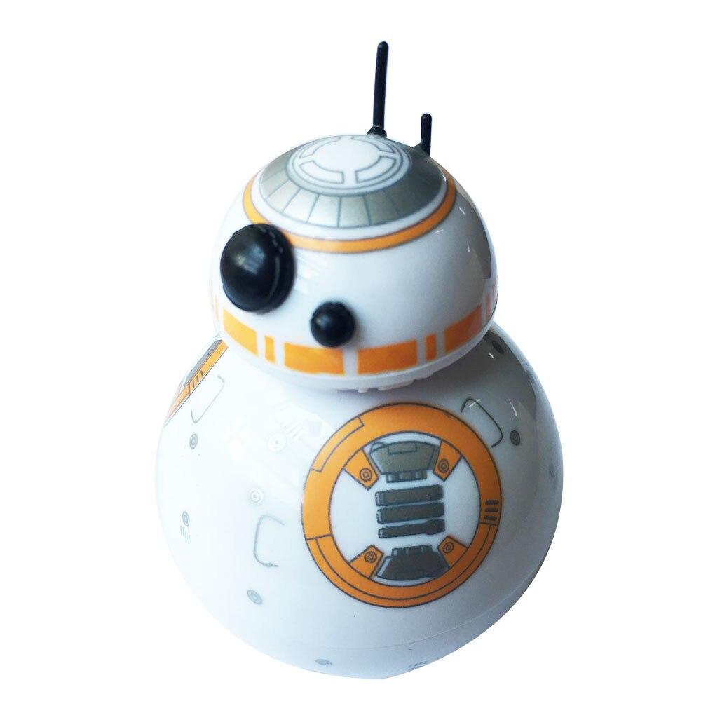 Molinillo de hierbas Star Wars BB-8 molinillo de tabaco droide con receptor de polen Keef con embalaje de caja de regalo