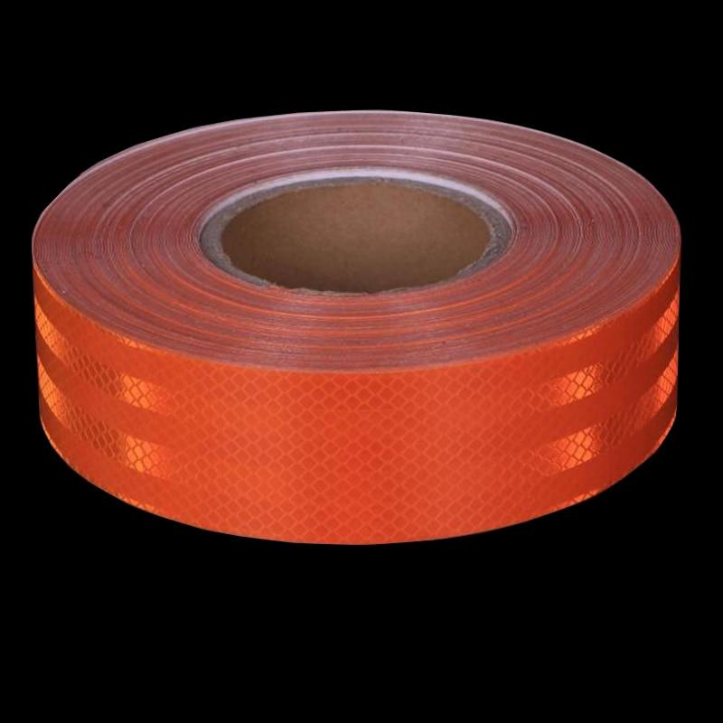 50 мм X5m светоотражающая лента, прозрачная цветная решетчатая светоотражающая пленка, 6 цветов, s, автостайлинг, самоклеящаяся
