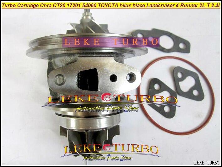 Cartucho Turbo Chra Core CT20 17201-54060 de 1720154060 para TOYOTA Hilux TOYOTA Hiace HI-LUX HI-ACE Landcruiser 4-corredor 2L-T 2LT 2.4L