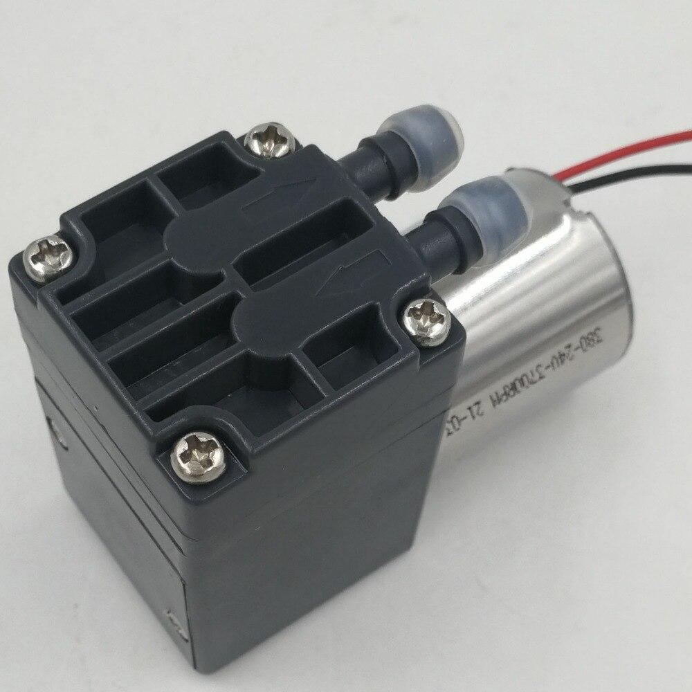 4L/M electric 24V dc brushless motor diaphragm vacuum priming pump