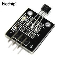 10 pièces/lot KY-003 Standard Hall capteur magnétique Module pour Arduino AVR voitures intelligentes PIC bon KY 003 nouveau
