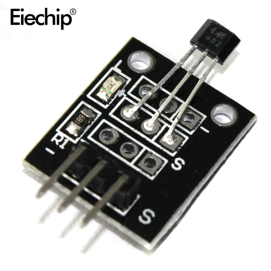 Магнитный сенсор для Arduino AVR Smart Cars PIC Good KY 003, 10 шт./лот, KY-003