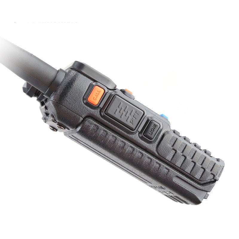 Hot 5W Voice Companding Dual Band Baofeng UV-5R Walkie Talkie enlarge