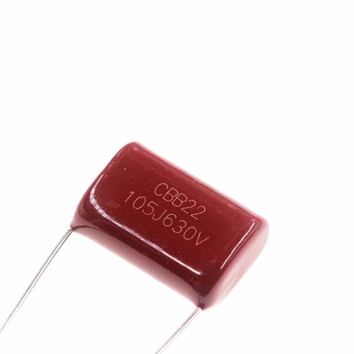 10 pcs ARTHYLY CBB22 capacitor 630 V 105 UF 20 1 MM passo