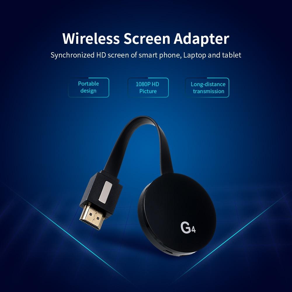 Wireless Screen Converter Wecast WiFi Display Dongle 1080P HD Receiver Miracast Adapter Wireless Scr