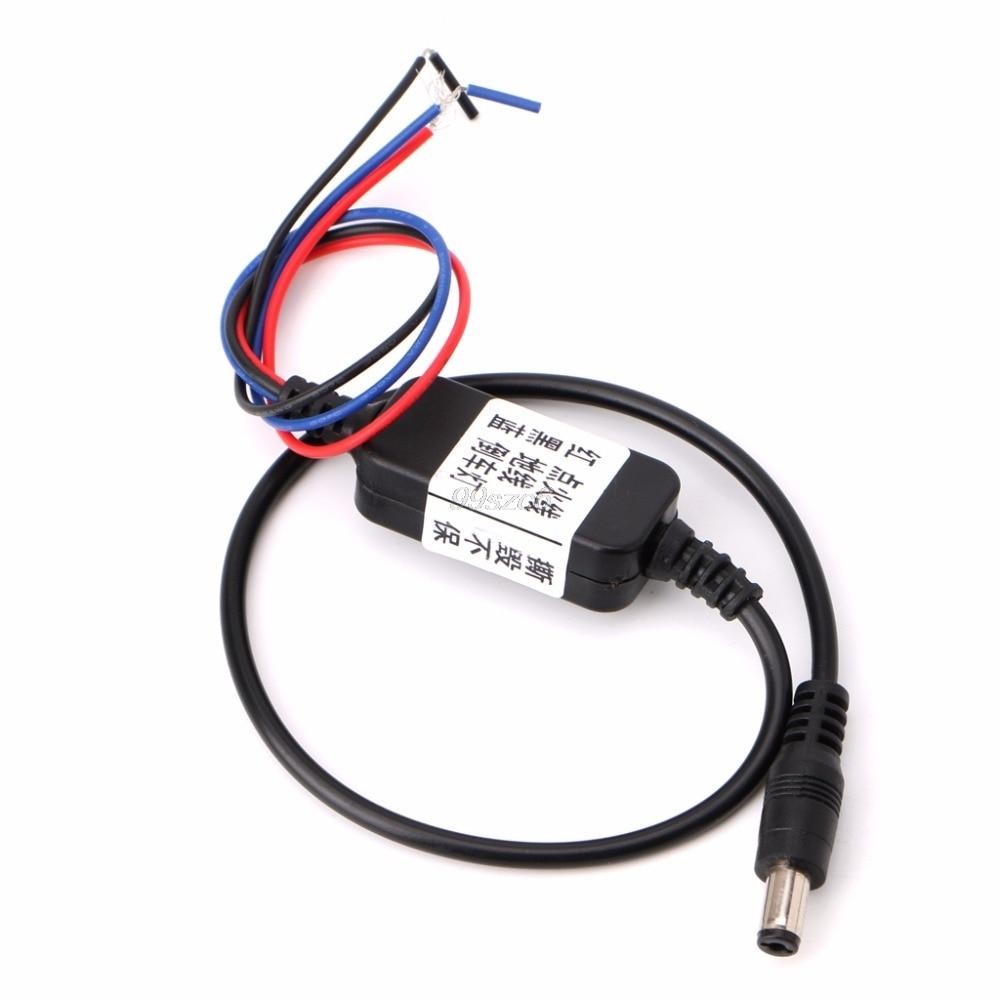Car Rearview Parking Camera Relay Filter For VW RCD330G RCD330G PLUS Passat Drop ship