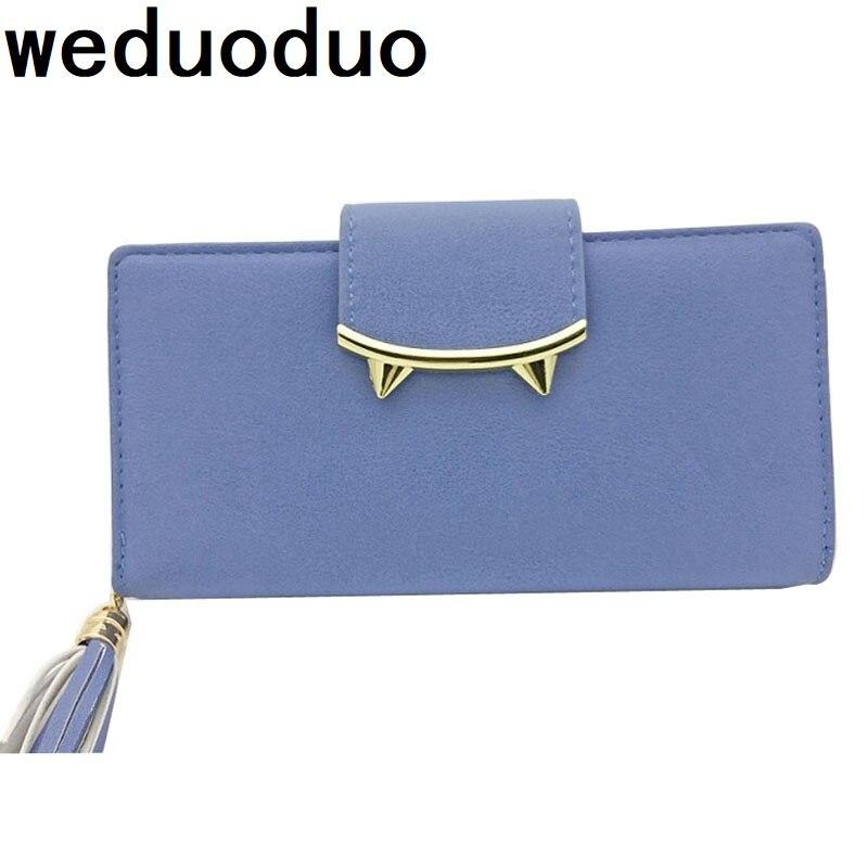 Women Wallets Long Pattern  Cute Female Clutch Purse High Quality Inside Zipper Pocket Card Holders Phone Pocket Photo Position