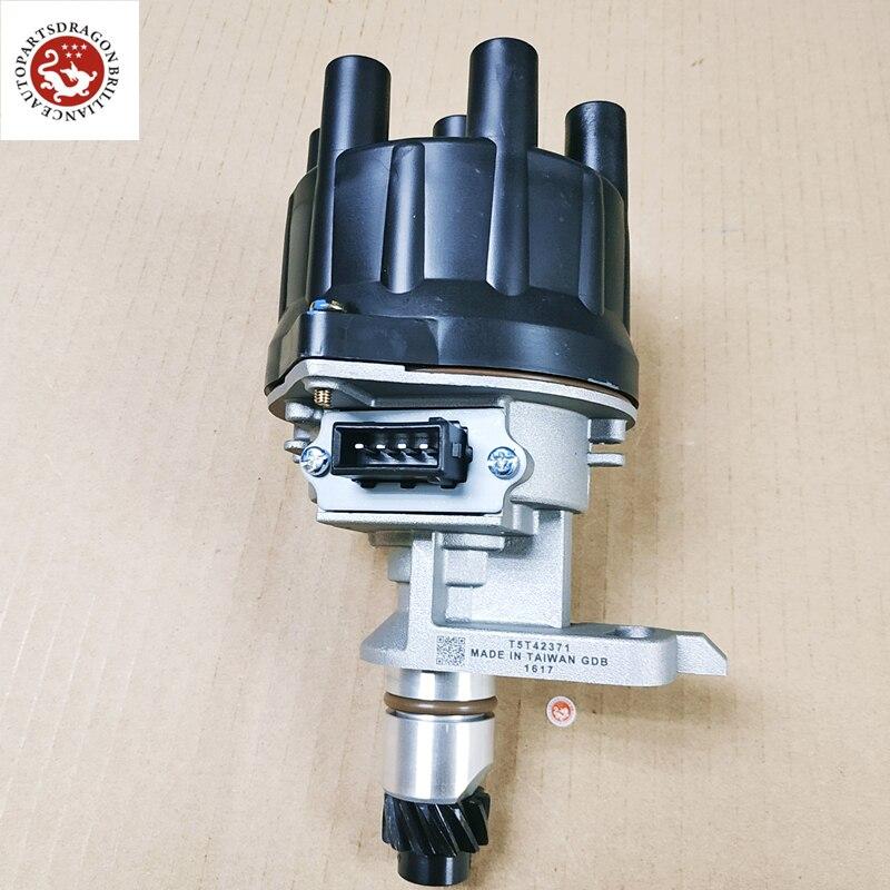 Distribuidor de ignição das peças sobresselentes oem t5t42371 md148008 pajero 6g72 v23 v43 máximo poderoso, mont feito em taiwan