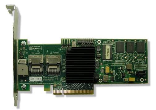 RaidStorage ServeRAID-MR10il контроллер SAS/SATA II Номер детали 44E8767 3 ГБ/сек. новая карта