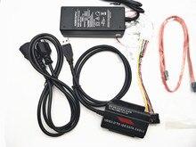 USB 3.0 zu IDE SATA S-ATA 2,5 3,5 HD HDD Festplatte Adapter Konverter-kabel 5 in 1