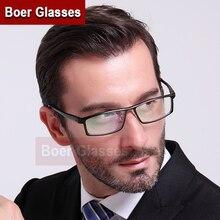 Lunettes en aluminium pour hommes   Lunettes à monture complète, lunettes de myopie, lunettes optiques, montures 262(56-16-142)