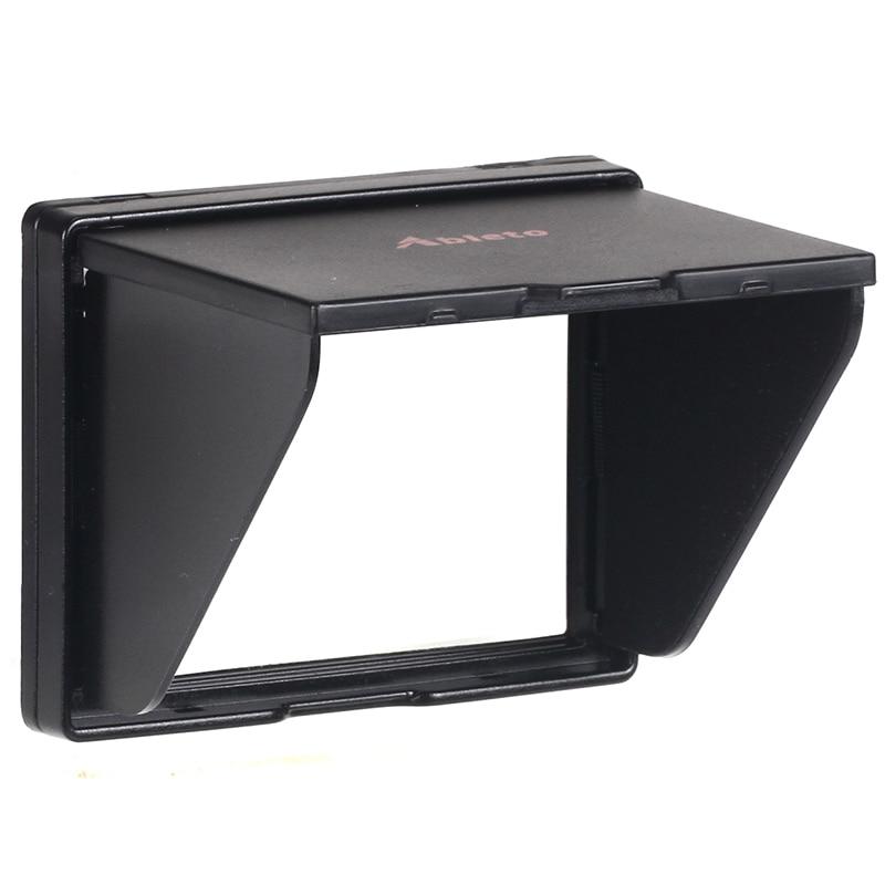 Защитная пленка для ЖК-экрана Ableto, всплывающее солнцезащитное покрытие для беззеркальной цифровой камеры Sigma DP1 DP2 DP3 Merrill