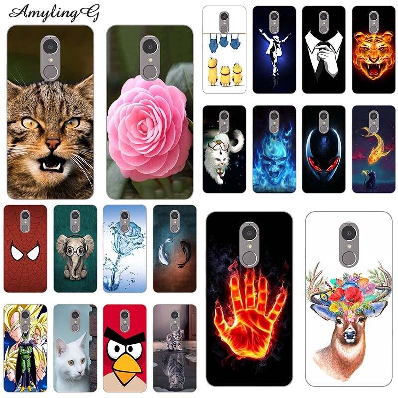 Capa de telefone para lenovo, lenovo k6 note k53 a48, k6 power para lenovo k6 plus, tpu macio, silicone, telefone capa para lenovo k6 note,