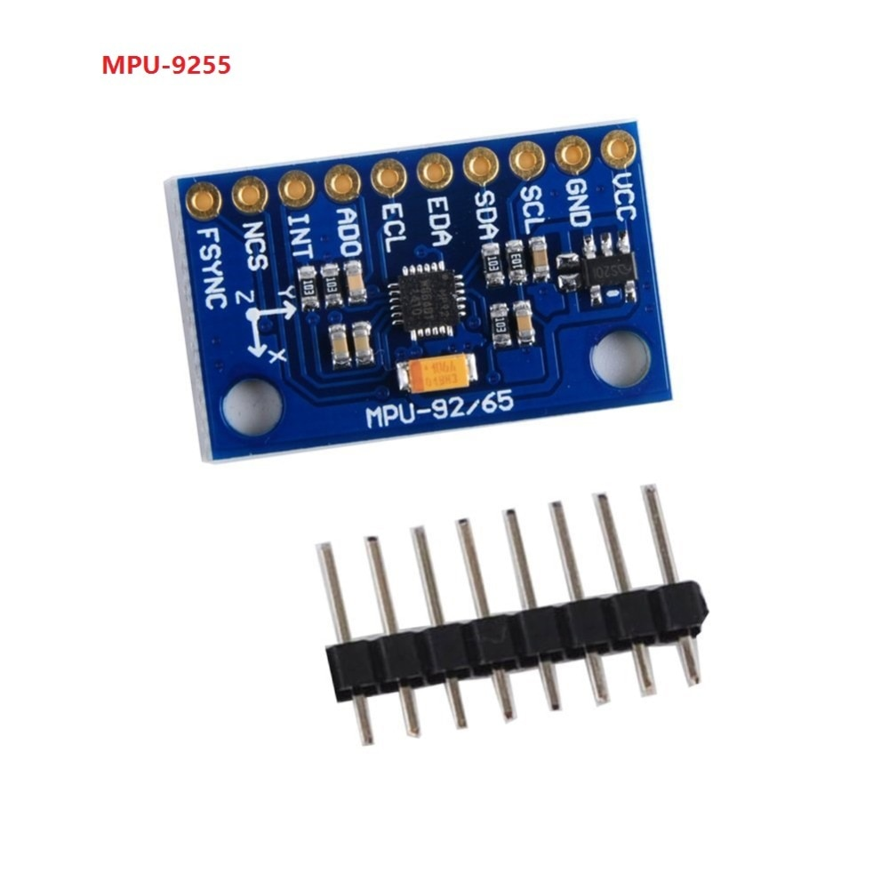 Mpu9255 MPU-9255 sensor módulo três-eixo giroscópio acelerômetro campo magnético GY-9255