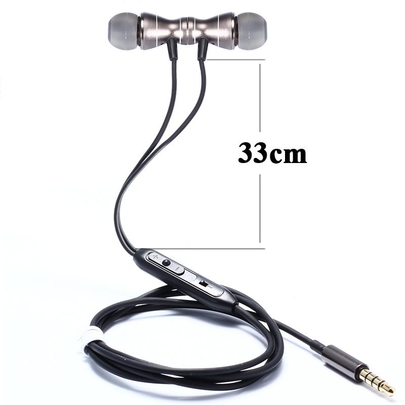 En la oreja los auriculares para Cubot Max eco X18 MANITO Cheetah 2 magia R9 nota más H3 teléfono auricular Fone De Ouvido con micrófono