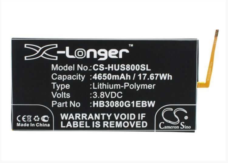 Cameron Sino 4650mAh batería para HUAWEI EE Eagle 4G LTE Honor S8-701u S8-701W Mediapad M1 8,0 T1 9,6 S8-301L S8-301U