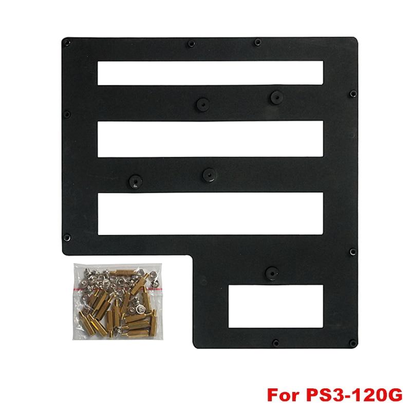 for PS3 & XBOX motherboard repairing BGA reworking motherboard clamp support bracket PCB fixture repair jig enlarge