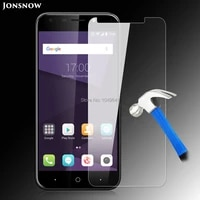 for zte blade a6 tempered glass 2 5d 9h protective film explosion proof lcd screen protector for zte blade a0620 5 2 inch