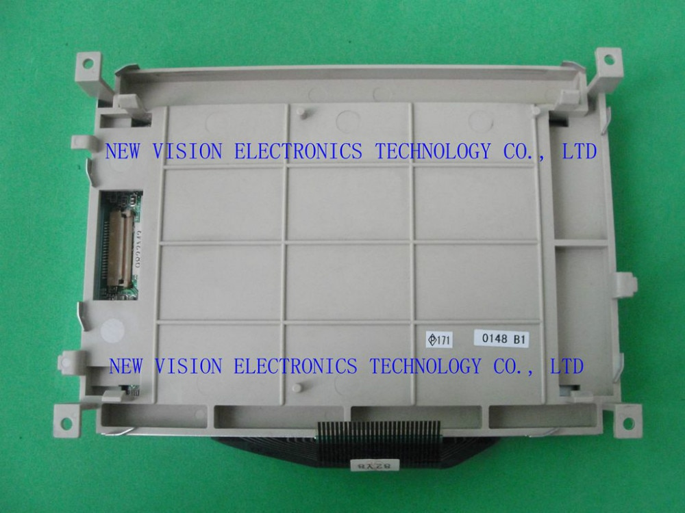 Original 5.7 polegada Display LCD & Touch Screen GT/GUNZE USP 4.484.038 OM-09 0M-09 para omron NT30-ST121-BR NT30C-ST141-V1
