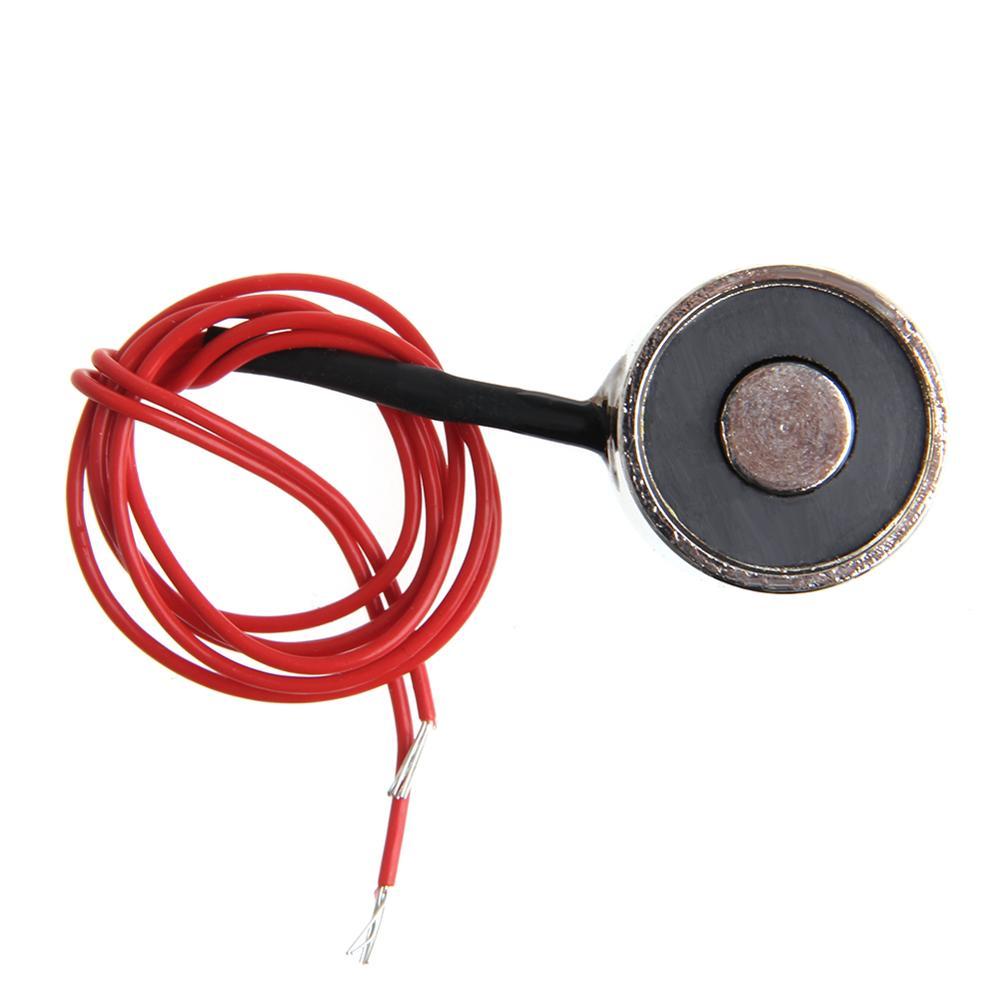 Imán de sujeción eléctrico P20/15 Lifting 2,5 KG electroimán DC 12 V