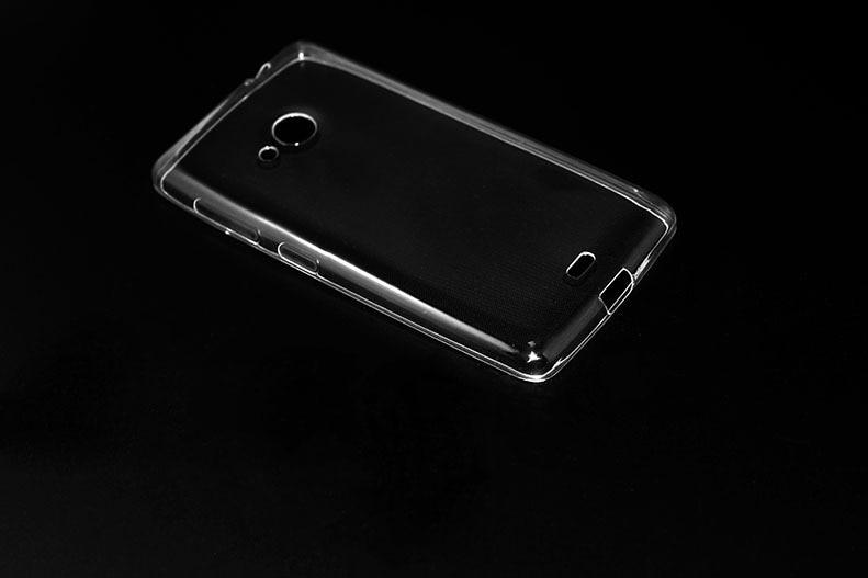 Dla microsoft lumia 535 532 435 640 640xl case cover, 0.6mm tpu case super slim miękkie back case etui na telefony 1