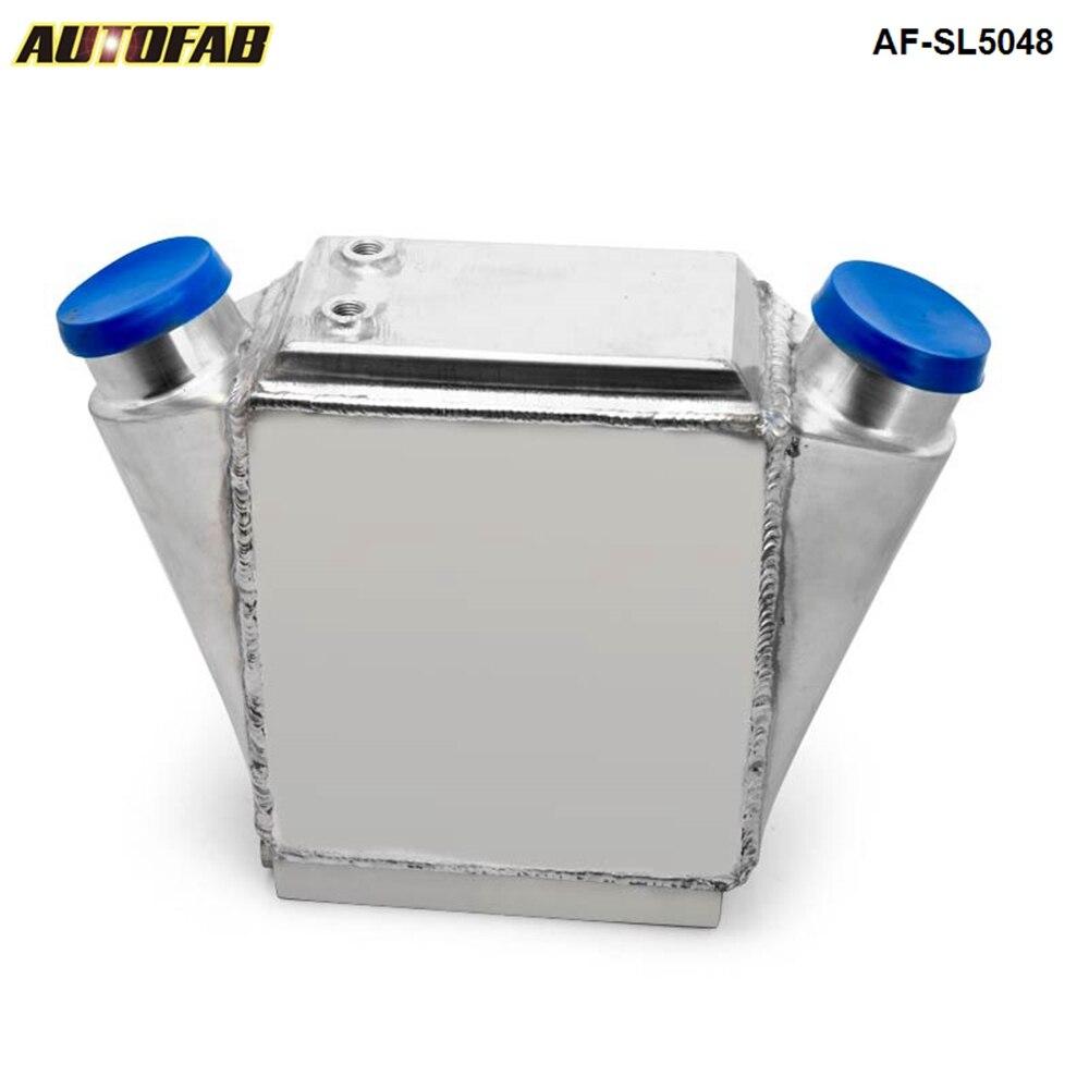 "Enfriador de agua de aluminio Intercooler-15 ""x 11"" x 4,5 ""Entrada/Salida 2,5"" AF-SL5048"