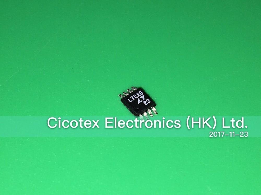 LTC4357HMS8 # PBF linear Technology, 4357 MSOP8 LTCXD IC o CTRLR N + 1, 8MSOP