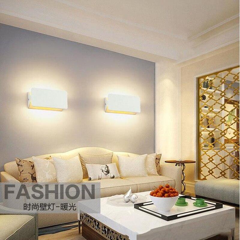 Moderna lámpara de pared led ajustable Abajur aplique de pared de aluminio...