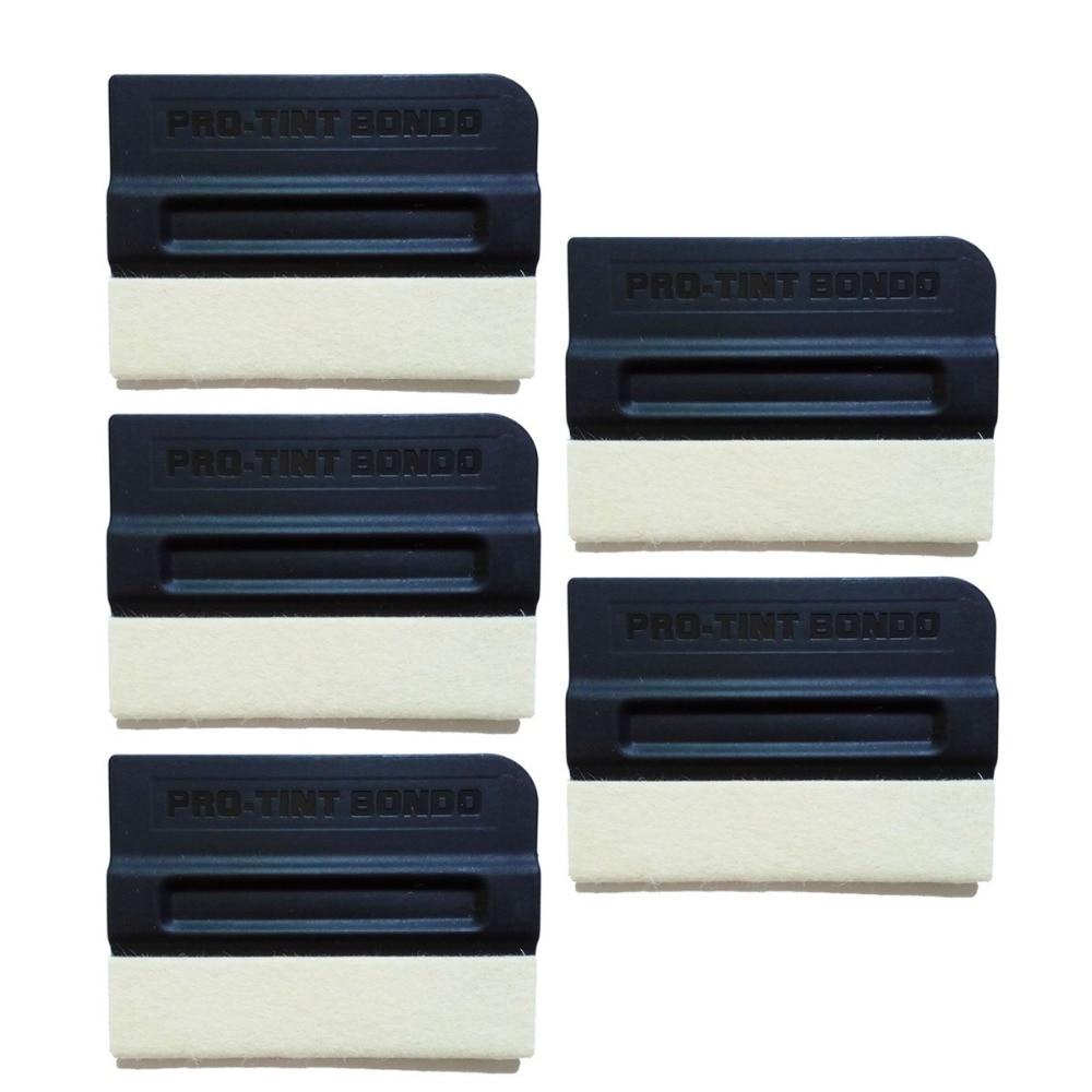5 uds pro tintura imán espátula de lana rascador soporte magnético para ventana automotriz tinte herramientas de embalaje de coche 5A09