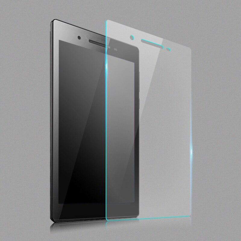 Купить с кэшбэком 9H Premium Tempered Glass For Lenovo Tab 7 TB-7504X Tab 4 7.0 inch TB-7504F TB-7504N TB-7504 Tablet Screen Protector film Guard