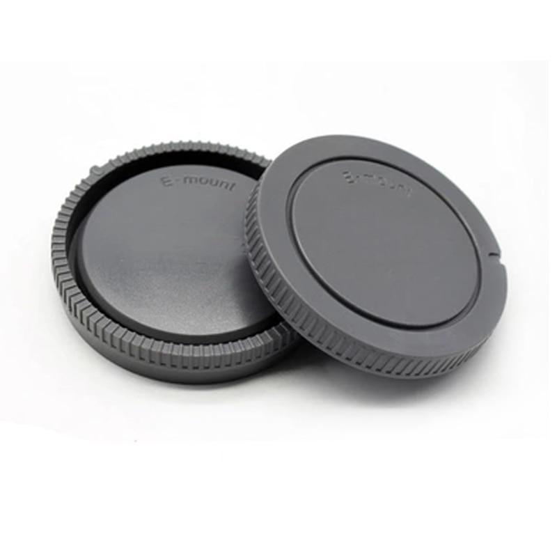 Tapa de Cuerpo de Cámara + tapa de lente trasera para Sony...