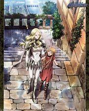 "Claymore Teresa Japão Anime Mangá Seda Poster Wall Decor 24x30 ""CLM5"