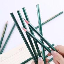10PCS 2B Sketch Drawing Pencil Test Drawing Pencil Wood Children'S Wooden Hexagonal Non-Toxic Student Exam Pencil