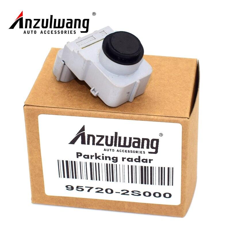 2 uds., 95720-2S000, nuevo Sensor de aparcamiento para Hyundai IX35 957202S000