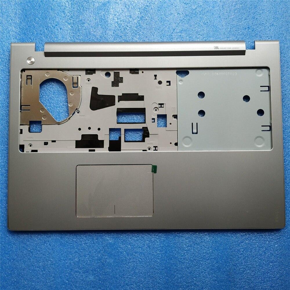 New Original Lenovo IdeaPad Z510 Palmrest Keyboard Bezel Cover Upper Case Silver AP0T2000500