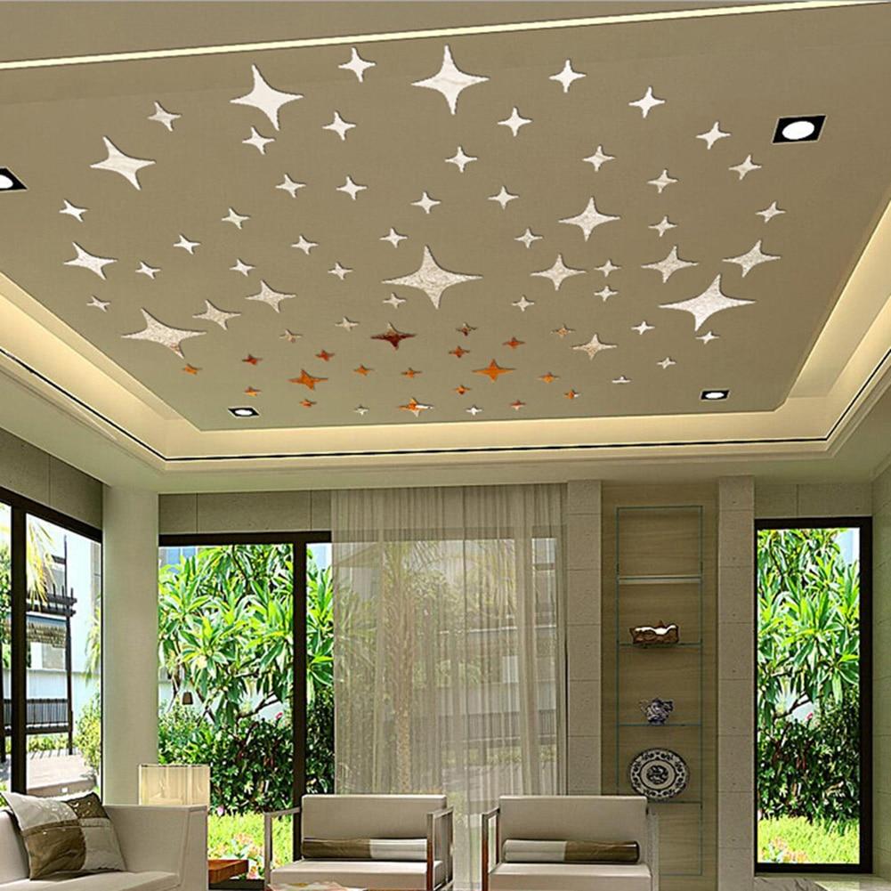3D 30 Uds pegatinas de pared Paster decoración del hogar fondo de sala de larga duración de moda impermeable