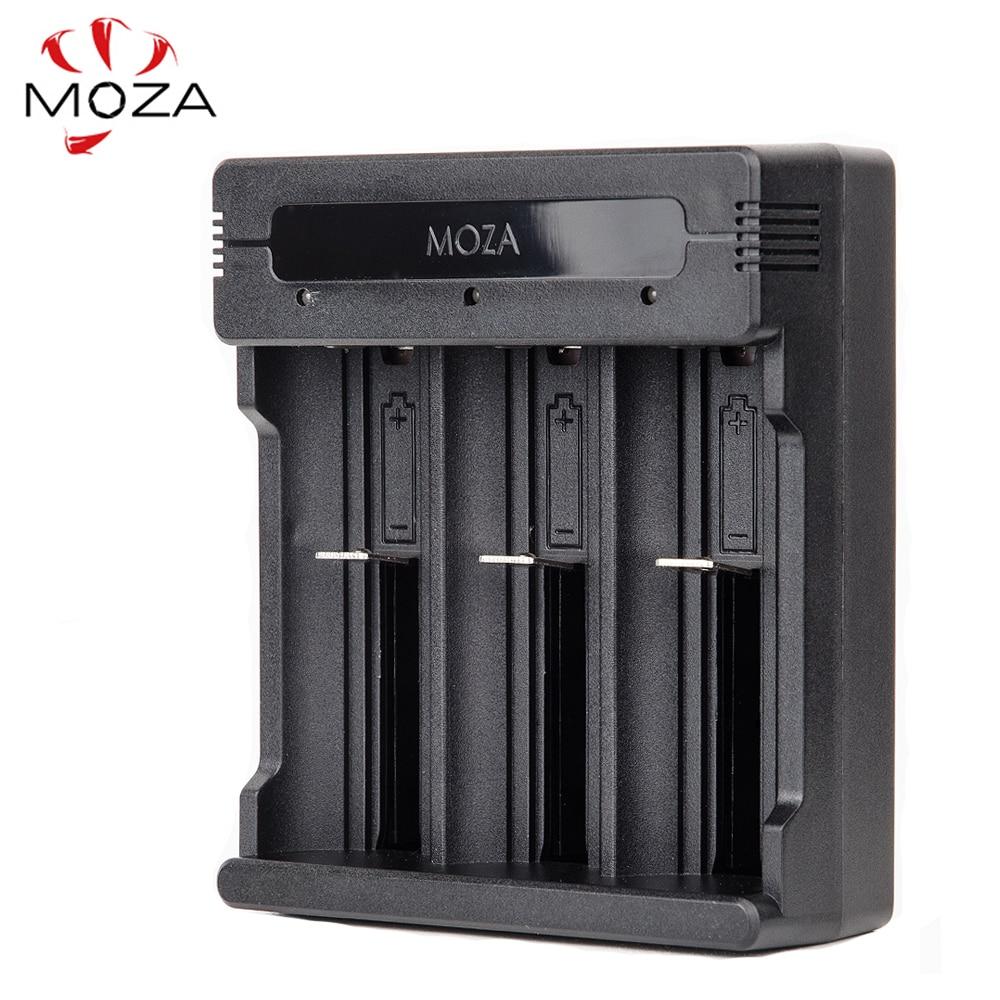 MOZA Moza Air зарядное устройство с 5 в постоянного тока, макс. 2А вход для литий-ионной батареи 26650 26350 18650 14500 для MOZA