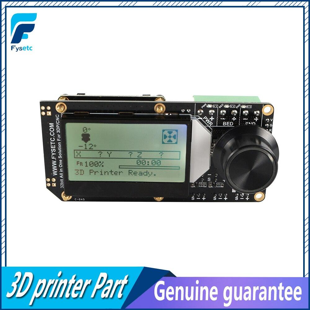 AIO II V3.2 материнская плата все в одном II 32 бит MCU 32 бит ST820 драйвер 256 микрошагов RGB контроллер Плата Поддержка Marlin для 3DP/CNC