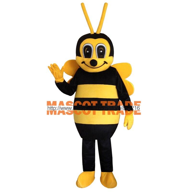 Hornet, disfraz de abeja de Mascot Wasp, disfraz de Mascota, disfraz de abeja de Mascot, Envío Gratis