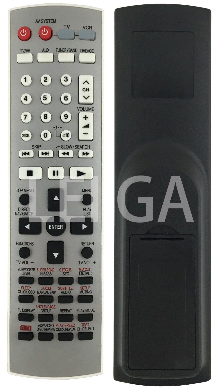 Controlador remoto para DVD casa teatro SA-HT520EB SA-HT335 SA-HT330 SA-HT335 SA-MT1E SL-DT310 SA-HT840 SC-HT840 SA-HT845