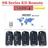 (1 חתיכה) NB10-4 אוניברסלי רב תפקודי KD מרחוק 4 לחצן NB סדרת מפתח עבור KD900
