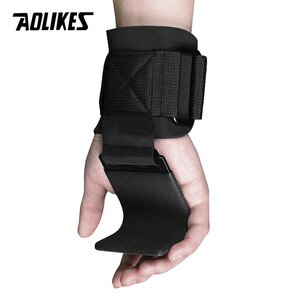 1 Pair Adjustable Wristband Elastic Wrist Wraps Bandages for Weightlifting Powerlifting Breathable Wrist Support