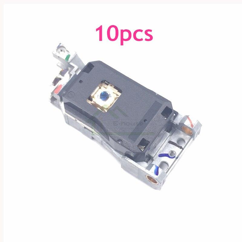 E-house 10 Uds KHS-400C KHS 400C láser Len Driver reparación piezas Juego consola láser para PS2 reemplazo óptico