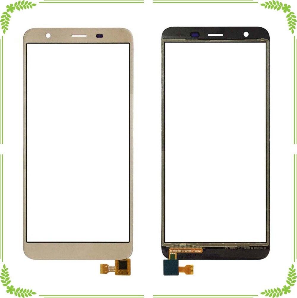 Panel de pantalla táctil para Ulefone S1 Panel de Digitalizador de pantalla táctil de cristal frontal de pantalla táctil de 5,5 pulgadas sin pantalla LCD