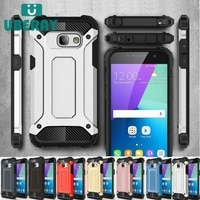Чехол для Samsung Galaxy S5, S6, S7 Edge, S8, S9 Plus, гибридный армированный чехол из ТПУ для A3, A5, A7, J1, J3, J5, J7 2016, 2017, Grand Prime, прочный Чехол