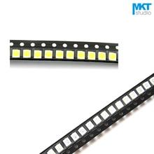 1000Pcs SMD 3528 LED Light Emitting Diode Beads Blue/Pure Green/Orange/Red/White/Yellow/RGB