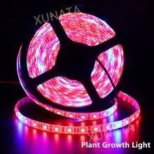 Pflanzen Wachstum Lichter 5050 SMD 60 LEDs Streifen Flexible Band Wasserdichte Gewächshaus Hydrokultur GEFÜHRTE Anlage Licht Streifen